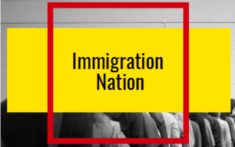 Past Event: Immigration Nation