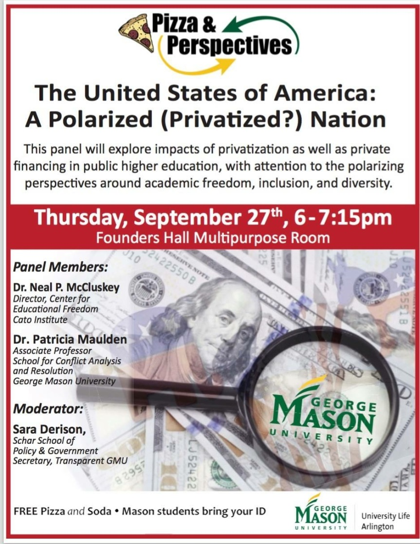 Event: The United States of America: A Polarized (Privatized?) Nation