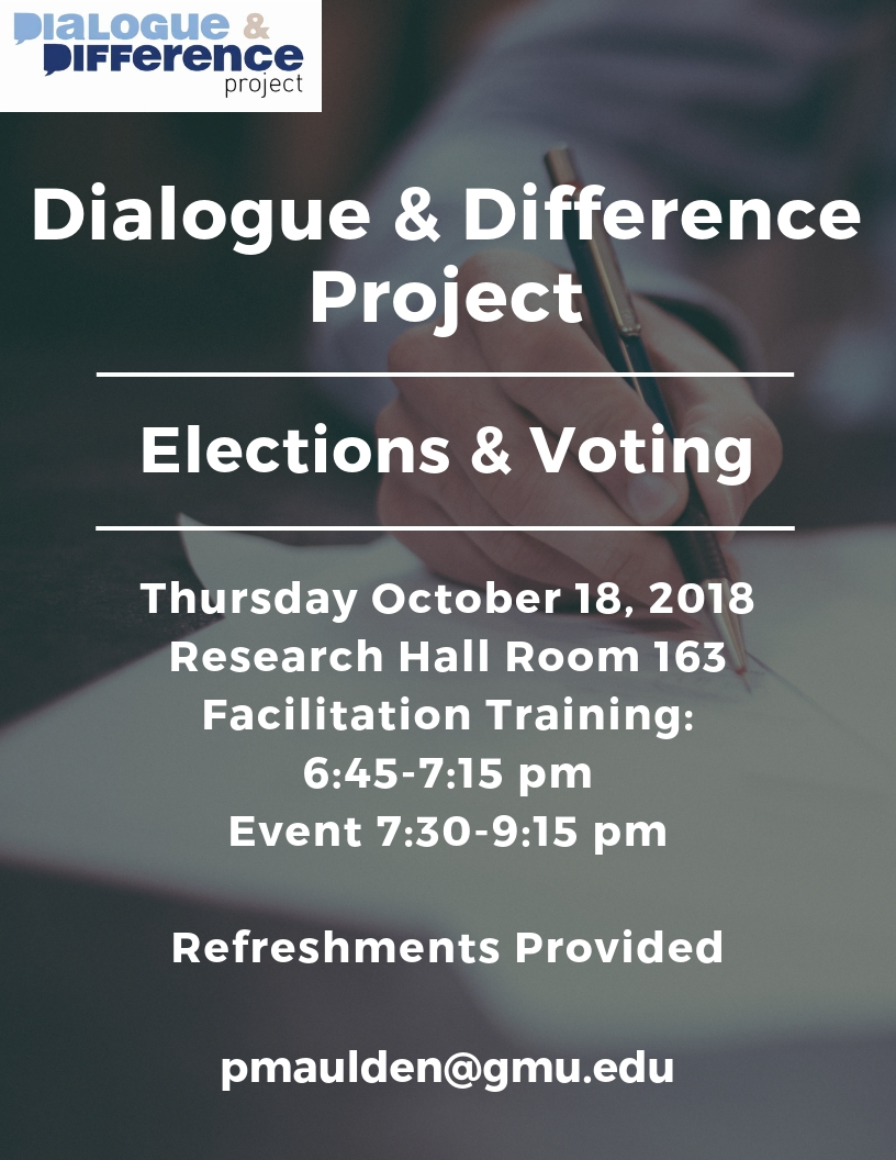 Elections & Voting Dialogue(1)
