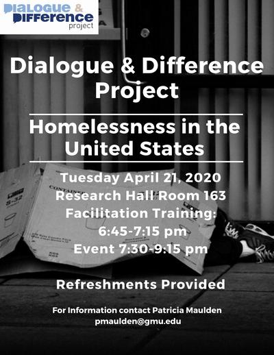 D&D homeless
